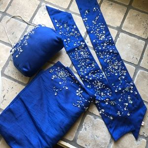 Mary's Bridal Dresses - Gorgeous royal blue formal